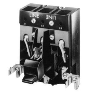 GE Industrial THMC32 Disconnect Switch, 60A, 600VAC, 250VDC, Type QMW, Non-Fused
