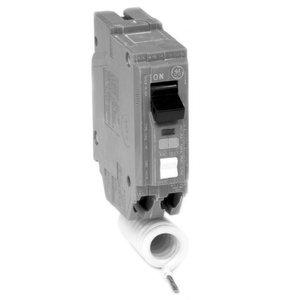 GE Industrial THQL1115AF Breaker, 15A, 1P, 120/240V, 10 kAIC, Q-Line Series AFCB