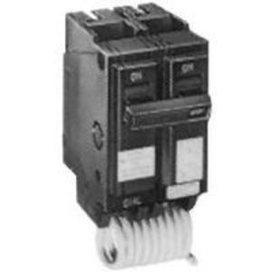 GE Industrial THQL21WY30 Plug-In Circuit Breaker, Molded Case, 2 Pole, 30A, 120/240VAC, 10 KAIC