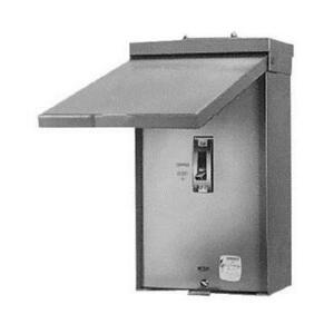 GE Industrial TK4V1200R Breaker Enclosure, NEMA 3R, 1200A, K/SK Frame, Surface Mount