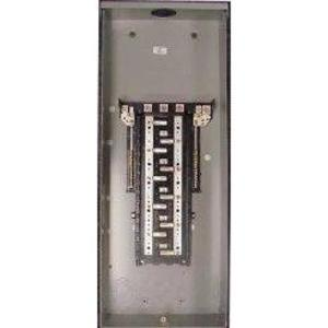 GE Industrial TL12412C Load Center, 125A, Main Lugs, 3PH, 65kA, 208Y/120VAC, 12 Circuit