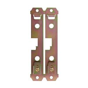 GE Industrial TQCBMPA2 Back Mounting Plate, Screw Type, 2P, for THQC Breakers