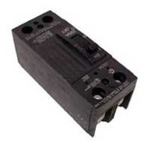 GE Industrial TQD22200X2 Breaker, 200A, 240VAC, 2P, Load Lugs Only, Molded Case, 10 kAIC