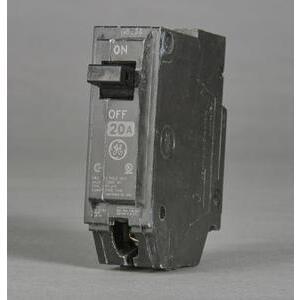 GE Industrial TQL1110 Breaker, 10A, 1P, 120/240V, 5 kAIC, Q-Line Series
