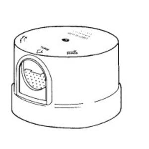 GE Lighting PEC0TL Photo Control, 120-277 Multi Volt