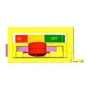GE 190B1704G2 Breaker,Molded Case, Handle Operator, Horizontal, Size 1-4, XSE