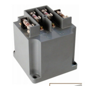 GE 460-480FF Transformer, 1PH, 480 -120, Primary/Secondary Fused