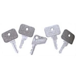GE 569B737P5 Panelboard, Replacement Lock, Standard Key