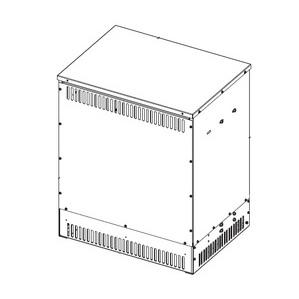 GE 9T18Y4502G77 Transformer, Front Back Panels, FC77 Frame, 1 Bend