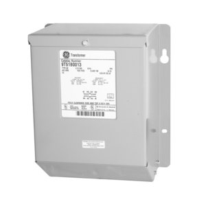 GE 9T51E0155 Transformer, Open, Core & Coil, 150VA, Multi-Volt