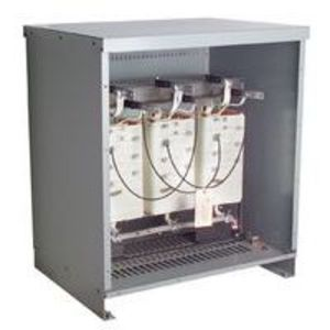 GE 9T83B2671 Transformer, Dry Type, 25kVA, 240x480-120/240, NEMA 2