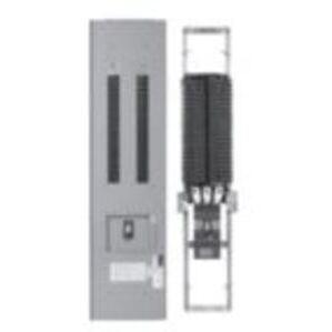 GE AQF3422MBX Panel Board, 225A, 120/208VAC, Main Lug, 42 Circuits, Bottom Feed