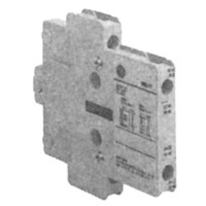 GE BRLL20 Contactor, Auxiliary, Side Mount, 2NO, CL/CK