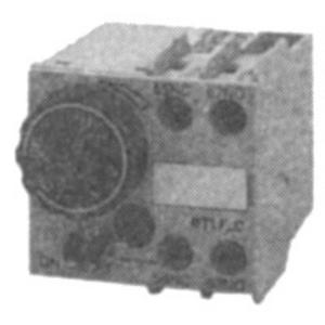 GE BTLF30D Contactor, Pneumatic Timer, Off Delay, 1-30 Seconds, CL Contactors