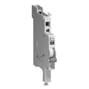 GE CA-S/H-G Breaker, DIN Rail Mount, Auxiliary/Signal Switch, Gold Contacts