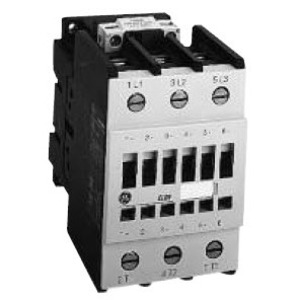 GE CL08A311MJ Contactor, IEC, 68A, 460V, 3P, 120VAC Coil, 1NO/NC Auxiliary