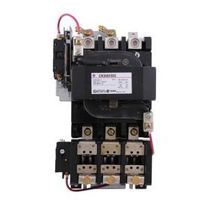 GE CL45A310M1 Contactor, IEC, 34A, 460VAC, 3P, 24VAC Coil, 1NO Auxiliary Contact