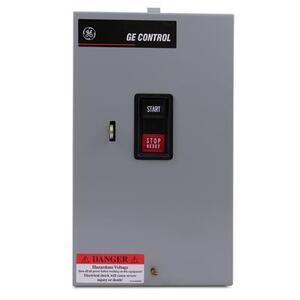 GE CR1062R3AAP2000 Manual Motor Starter, Push Button, 3PH, 600V, NEMA M-0