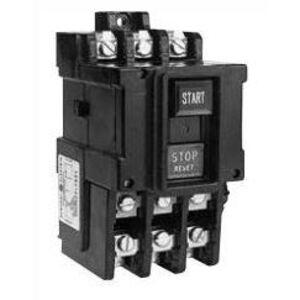 GE CR1062S3AAP1000 Manual Motor Starter, Push Button, 3PH, 600V, NEMA M-1