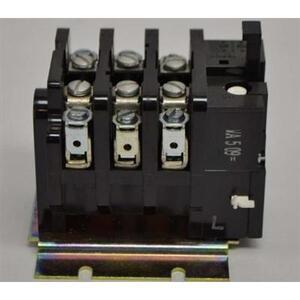 GE CR324D310F Overload Relay, 300-Line Block, NC Contact, NEMA 2