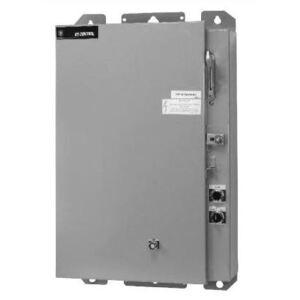 GE CR340D3X4EZ148 Pump Panel, Size 2, Nema 3R Wide, 3PH, Breaker Disconnect
