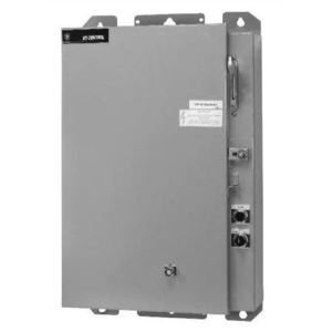 GE CR340F3X4GZ150 Pump Panel, Size 4, Nema 3R Wide, 3PH, Breaker Disconnect