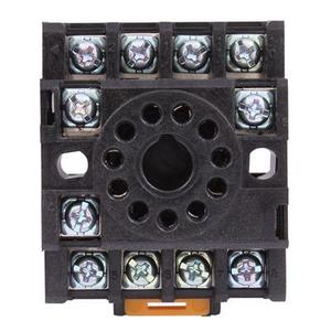 GE CR420KA3 Relay Socket, Plug In , 11-Pin, Type K