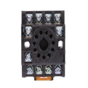 GE CR420KA31 Relay Socket, Plug In , 11-Pin, Type K