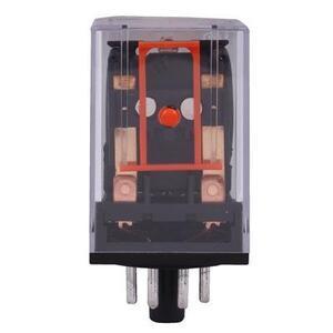 GE CR420KPM0224 Relay, 8-Pin, 2PDT, 24VDC Coil, Type K