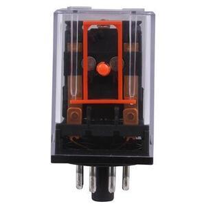 GE CR420KPM022C Relay, 8-Pin, 2PDT, 24VAC Coil, Type K