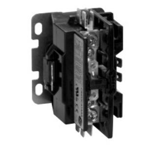 GE CR453CB1BAAABP Contactor, Definite Purpose, 25A, 1P, 600VAC, 208-220VAC Coil, Open