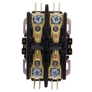 GE CR453CB2AAA Contactor, Definite Purpose, 25A, 120VAC Coil, 2P, Open