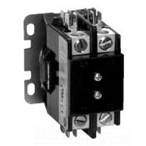 GE CR453CC2AAA Contactor, Definite Purpose, 30A, 120VAC Coil, 2P, Open
