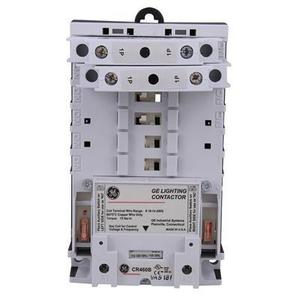 GE CR463L11AJA Lighting Contactor, 2P, NO/NC, 120VAC Coil, Open