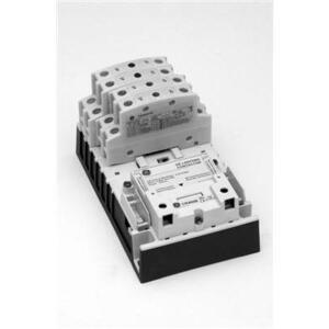 GE CR463L40AJA Contactor, Lighting, 30A, 4NO, Contacts, 120VAC Coil, Open