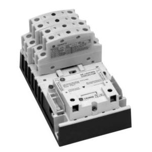 GE CR463LB0AJA10A0 Contactor, Lighting, 30A, 10P, 120VAC Coil, Electrically Held
