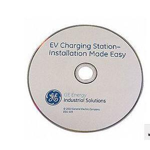 GE EV100CD CD WITH STANDALONE SW EV100