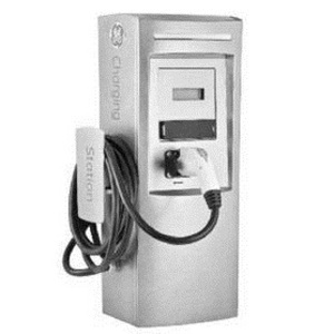 GE EVWN3 Vehicle Charging Station, Level 2, Single, Wall Mount