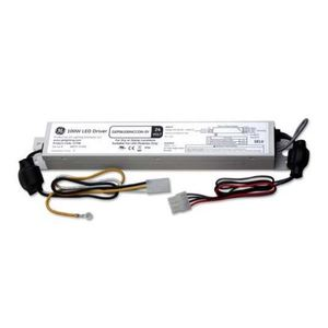 GE GEPS6100NCCON-SY LED Driver, 100W, 120-277VAC, Refrigerated Display Lighting