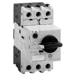 GE GPS1BHAP Starter, Motor, Manual, Surion, 19-25A, 600VAC, Class 10