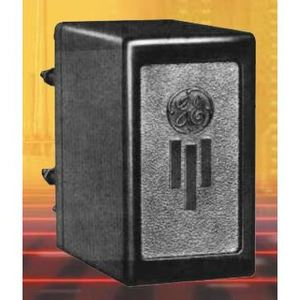 GE HGA111J2 Power Relay, Hinged Armature, Auxiliary, 125VDC, Surface Mount