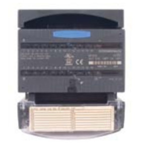 GE IC200CHS001 I/O Adapter Module, Carrier, Box Clamp, Horizontal Orientation