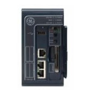 GE IC695CPK330 CPU, 1GHz, Dual Core, w/Ethernet, 64MB Memory, 4 Ports, w/Power Pack