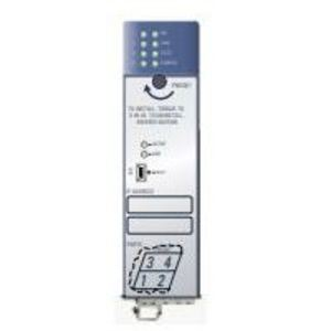 GE IC695PNC001 Controller Module, Enables RX3i to Communicate with IO Devices on LAN