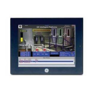 "GE IC755CSS10CDA Operator Interface, QuickPanel+, 10"" Color, TFT, 24VDC, Capacitive"