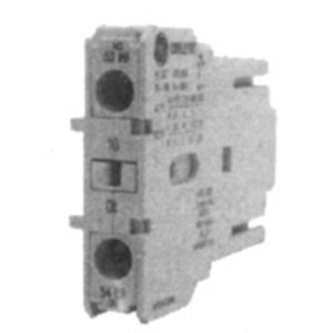 GE MACL110AT Contactor, Miniature, Auxiliary Contact, Side Mount, 1NO