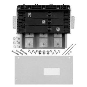 GE MB333 Main Breaker Kit, 600A, 3P, 208Y/120VAC, 480/277VAC, Rated, 65kAIC
