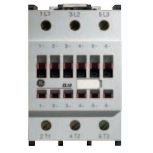 GE MCRC031ATL Relay, Mini, Control, 125VDC Coil, 3NO/1NC Contacts, 600VAC