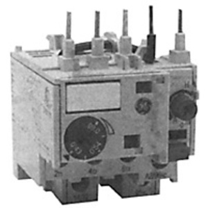 GE MT03G Contactor, Miniature, Overload Relay, 1.1-1.6A Range