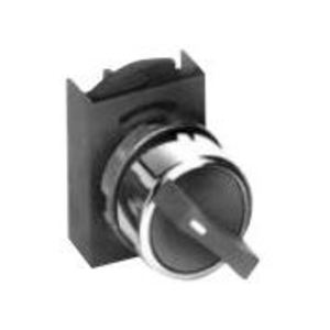 GE P9CSMZ0N | GE P9CSMZ0N Selector Switch, 3 Position, Chrome ...